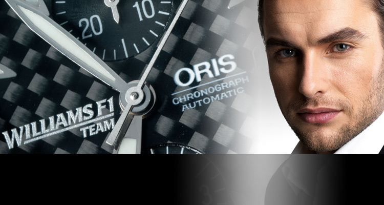 Oris Diver F1 Williams Bmw Team Limited
