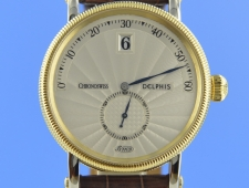 Chronoswiss Delphis Stahl/Gold