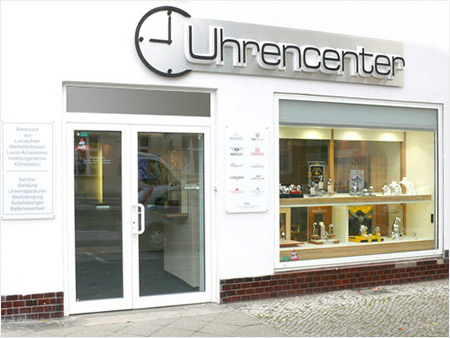 Uhrencenter Berlin Shop
