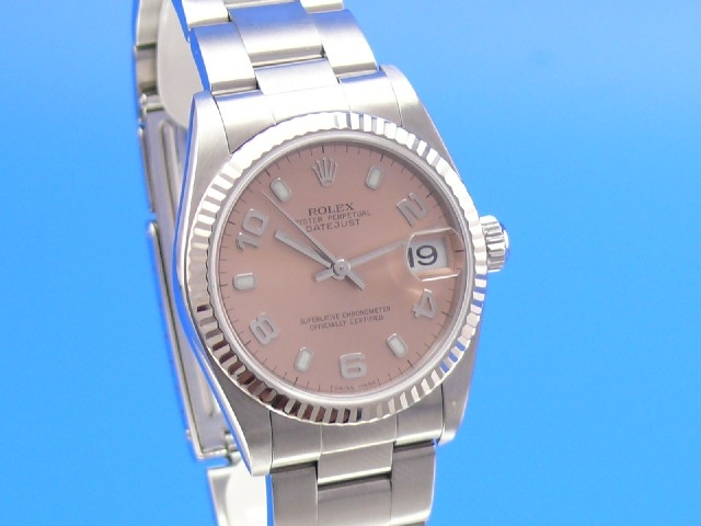 rolex damen datejust piranhas. Black Bedroom Furniture Sets. Home Design Ideas