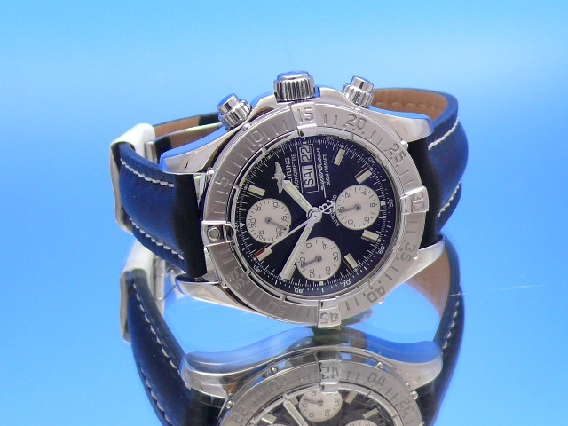 breitling chrono superocean a13340 uhrencenter berlin gebrauchte luxusuhren. Black Bedroom Furniture Sets. Home Design Ideas