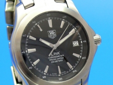 TAG Heuer Link Date Chronometer