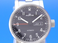 Fortis Spacematic Pilot Professional Day/ Date