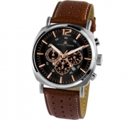 JACQUES LEMANS LUGANO Chronograph Men's