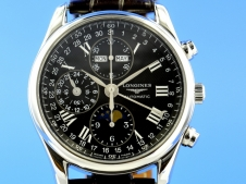 Longines Master Collection Kalender Chronograph Mondphase