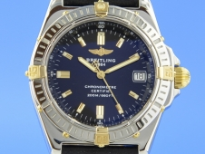 Breitling Callisto Lady Stahl/Gold