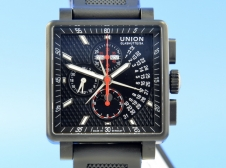 Union Glashütte Averin Chronograph Black Edition