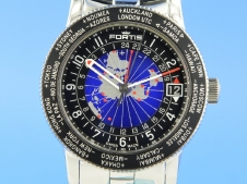 Fortis B-47 World Timer GMT Limited Edition