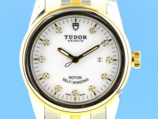 Tudor Glamour Damen Diamond