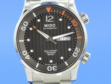 Mido Multifort Diver 44 mm