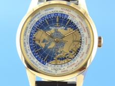 Jaeger Le-Coultre Geophysic Universal Time