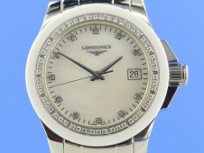 Longines Conquest Classic Ladies 35mm