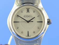 Ebel Wave Lady 35 mm Quarz