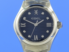 Ebel Wave Lady 30 mm Quarz
