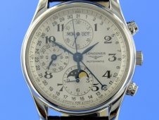 Longines Master Collection Calender Chronograph Moodphase