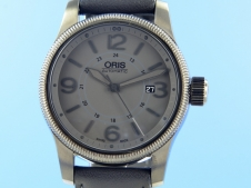 Oris Aviation Big Crown Date Grey