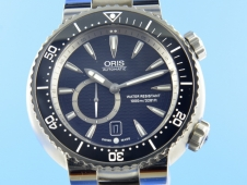 Oris Diver Titan Small Second Date