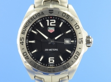 TAG Heuer Formula I Fussball Bundesliga Quarz 43 mm