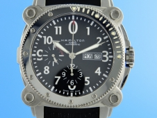 Hamilton Khaki Below Zero