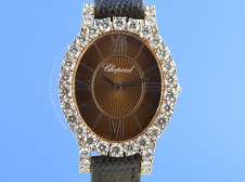 Chopard L'Heure du Diamant Oval Medium