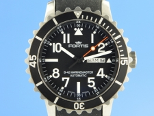 Fortis B-42 Marinemaster Day Date