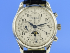 Longines Master Collection Calender Mondphase 42 mm