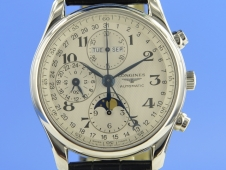 Longines Master Collection Calender Mondphase
