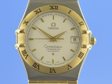 Omega Constellation Automatik Chronometer Herren