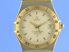 Omega Constellation Stahl/Gold Automatik