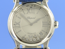 Chopard Happy Sport Medium Diamanten