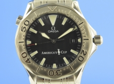 Omega Seamaster 300m America's Cup Limited Edition
